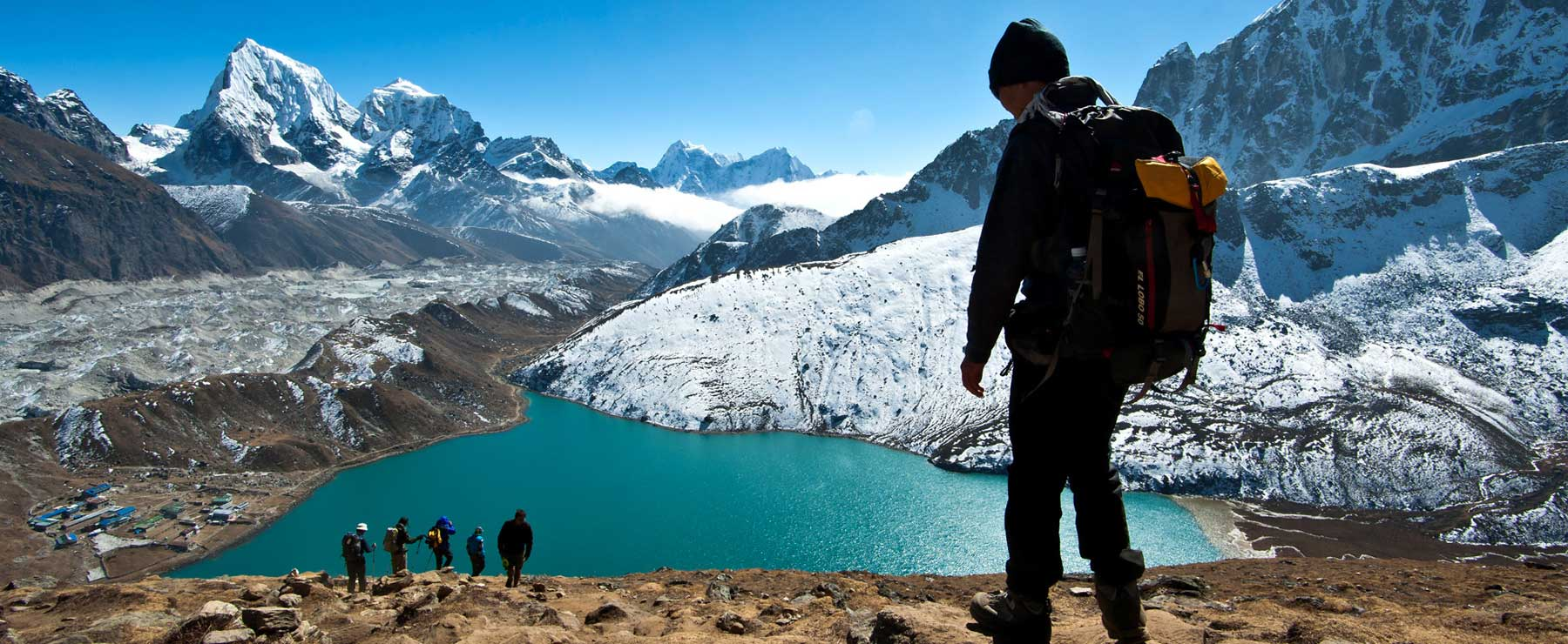 Globe Trekker Nepal
